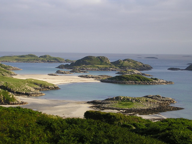 islands off mull