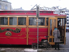 The Zurich Trolley Experience - Zurich City Tour