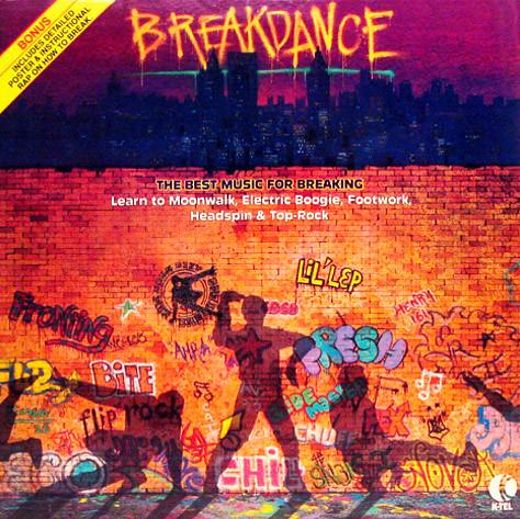 breakdance k tel 1984 flickr photo sharing. Black Bedroom Furniture Sets. Home Design Ideas
