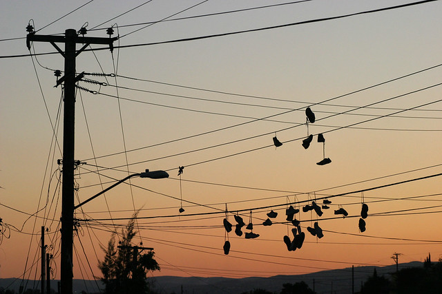 Shoes On The Line #6