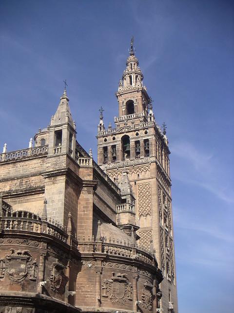 Catedral y Giralda  Flickr - Photo Sharing!