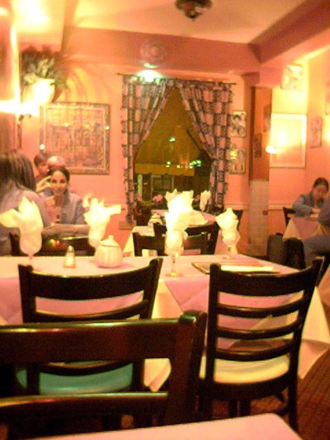 Ethiopian Restaurant Toronto Bloor West