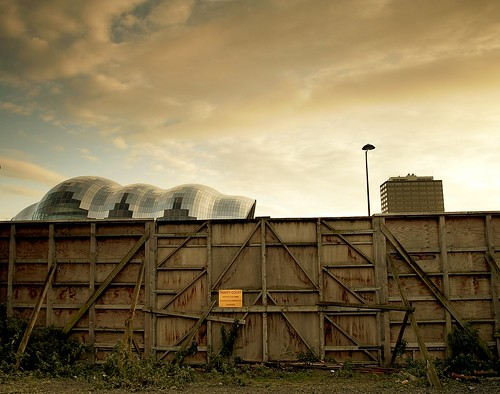 If Gateshead were boarded up