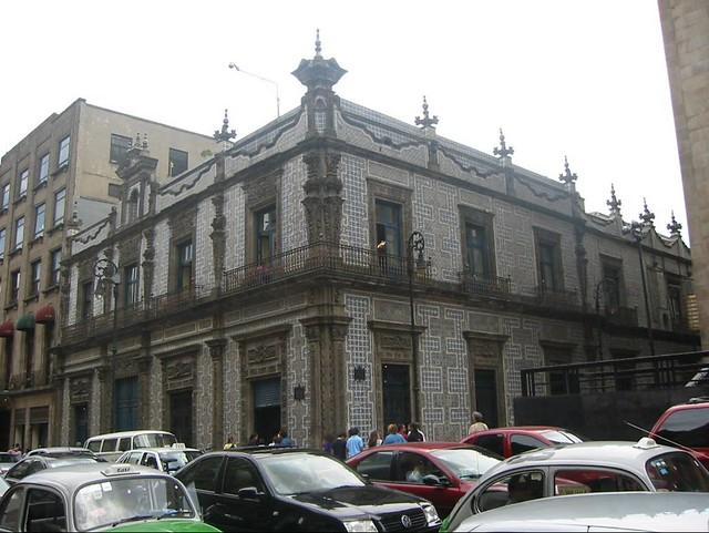 Flickriver photoset 39 casa de los azulejos mexico city for House of tiles mexico city