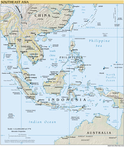 Southeast Asia: Vietnam and its neighbors by trudeau