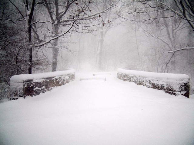Leverett Pond Bridge