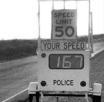 Funny Speed Limit Signs Original (350 � 343)