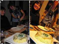 Olivia fotografa la sua Pasta