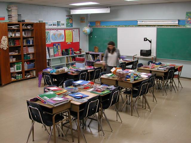 New Classroom from Flickr via Wylio