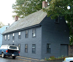 Ambrose Gale house Marblehead