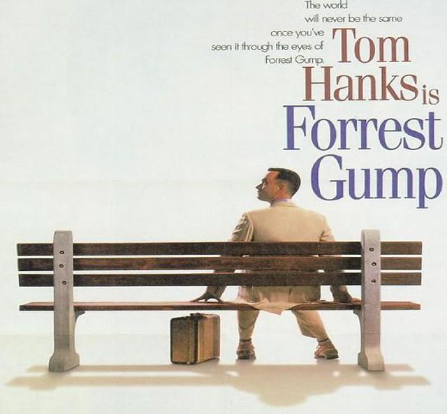 part one forest gump In celebration of the 20th anniversary of forrest gump, 12 things you didn't know about the classic film.