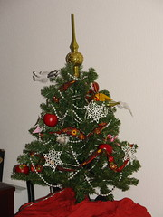 Mostly harmless Christmas tree
