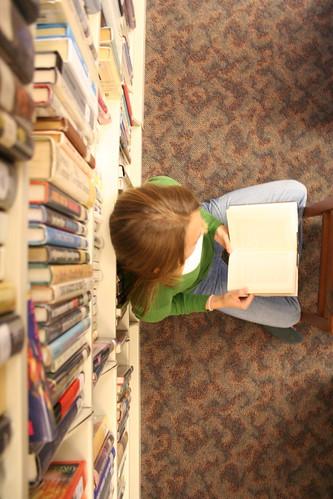 Library by Rikkilynn07