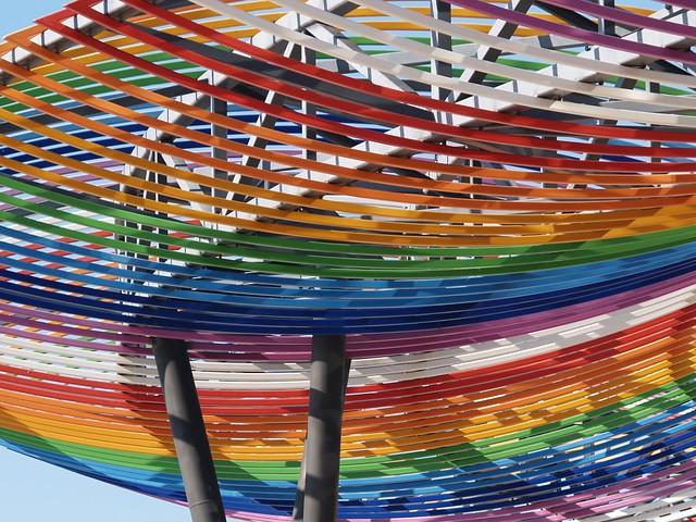 Color. Palacio de Ferias de Málaga