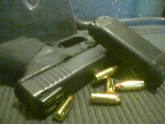 weapon(1.0), firearm(1.0), gun(1.0), ammunition(1.0),