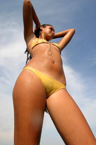 Black nude big tite beach