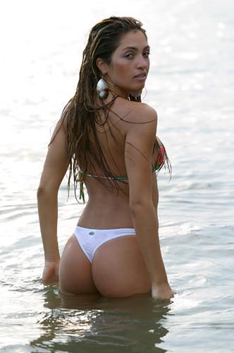 latin bikini