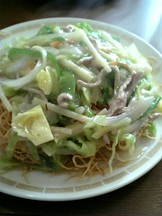 noodle, vegetable, bakmi, fried noodles, green papaya salad, food, dish, chinese noodles, cuisine, chow mein,