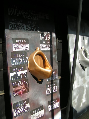 KG Festival - Use a Golden Urinal Today