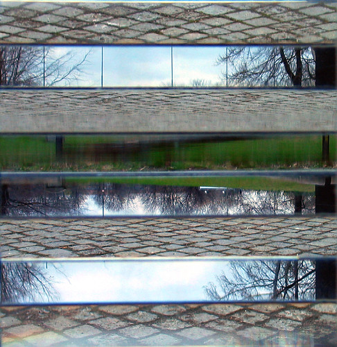 concurrent reflection, By ghedo