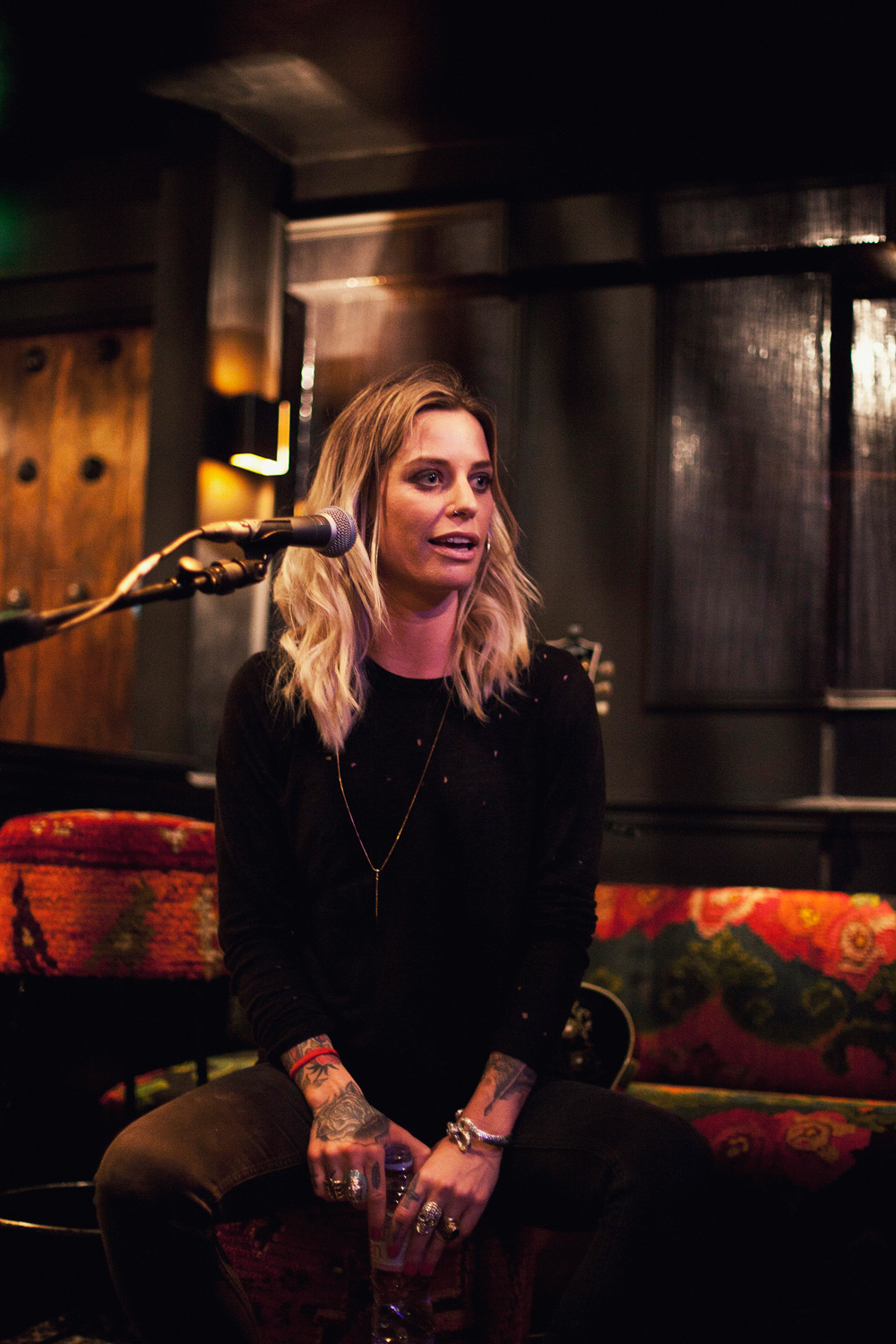 In Photos: Gin Wigmore - Black Dice, London 10/06/15