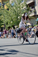 Fremont Summer Solstice Parade Cyclist 2015 (837)
