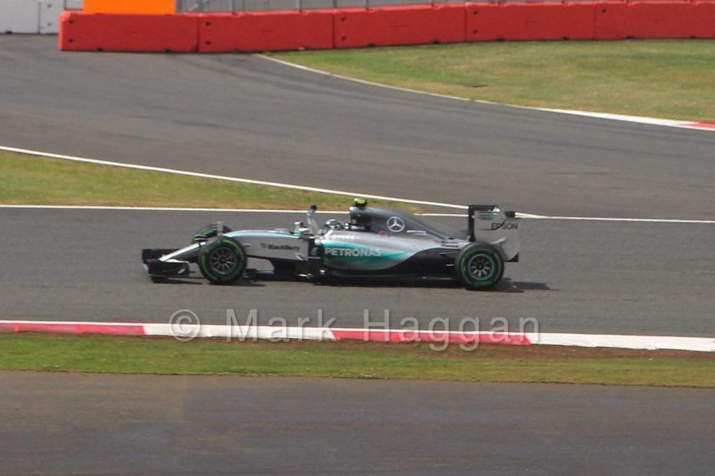 The 2015 British Grand Prix at Silverstone