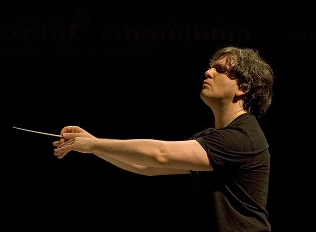 Antonio Pappano© ROH. Photograph by Clive Barda, 2014