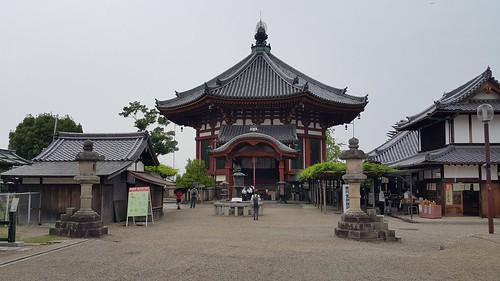 ภายในวัด Kōfuku-ji อีกมุม