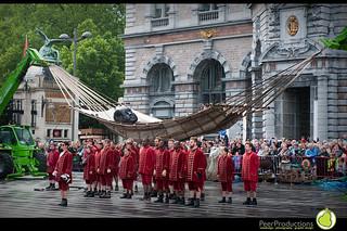 2015 - Reuzen in Antwerpen