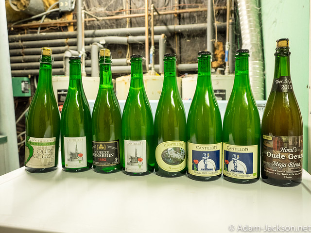 Beer and Champagne Haul, Europe Trip May 2015
