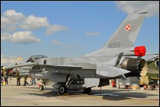Lockheed Martin F-16 C Block52+ Fighting Falcon