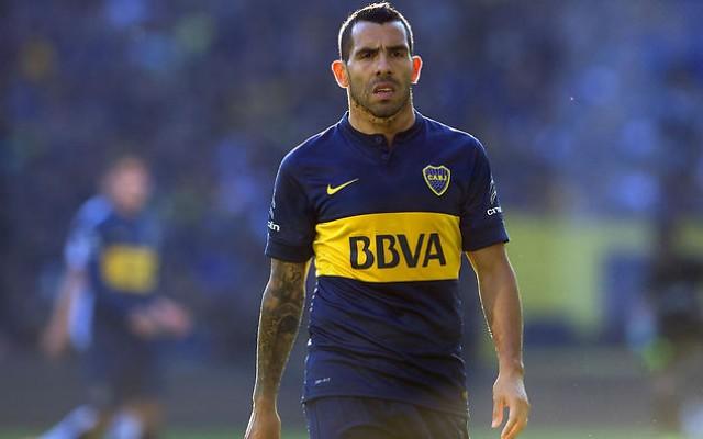 SER�? Corinthians sonha com Carlitos Tevez para Libertadores de 2016