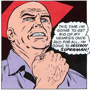luthor silver age