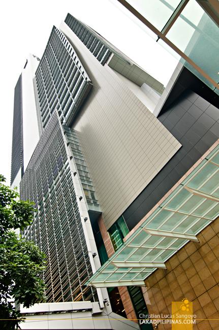 Traders Hotel Kuala Lumpur Facade