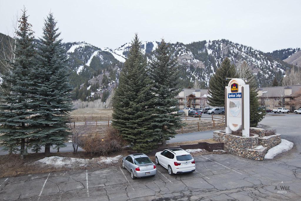 View of Bald Mountain