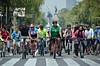 Ciclovía Paseo de la Reforma