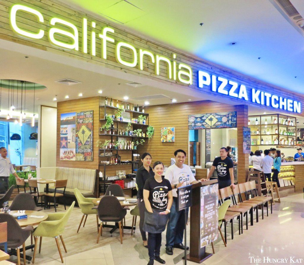California Pizza Kitchen Has Been The Pioneer In Offering Quality Gourmet  Pizzas In The Country For The Last 18 Years, Being The First CPK Franchise  Outside ... Good Looking