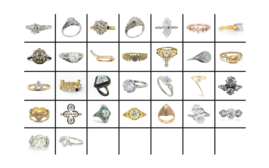 30 Days of Engagement Rings