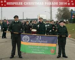 Hespeler Santa Claus Parade