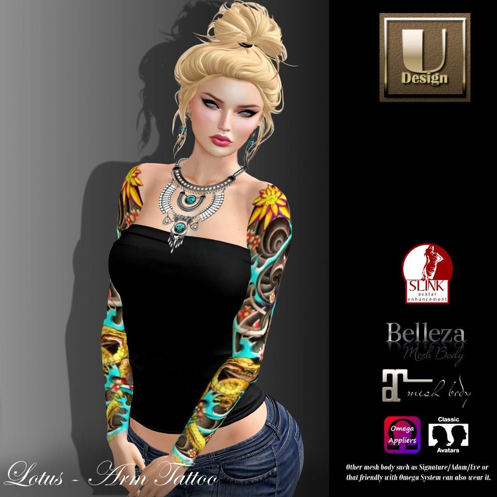U-Design : Lotus ( Roulett3 events ) - SecondLifeHub.com
