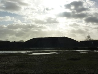 Cruise Missile Bunkers, Greenham Common (6 of them, each with up to 16 missiles at the time)
