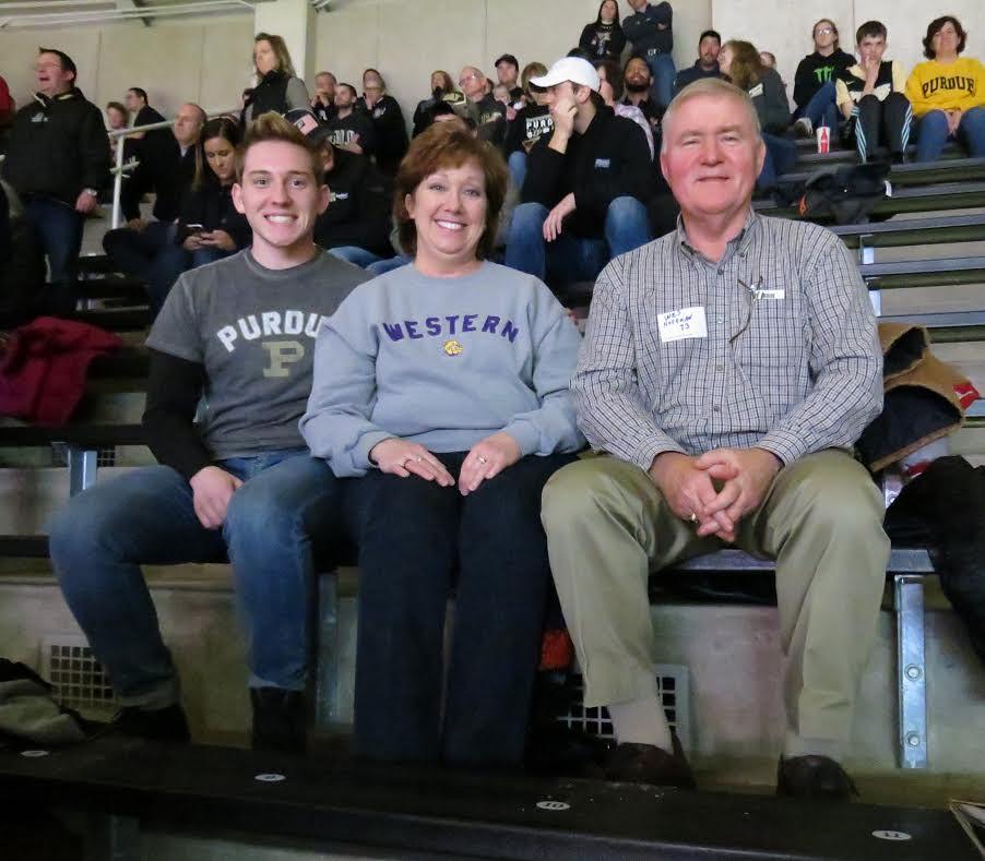 WIU Men's Basketball vs. Purdue Pregame Social & Basketball Game, 12-19-16