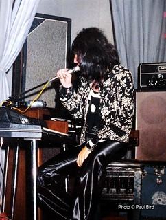 Freddie Mercury live @ Canvey Island - 1974