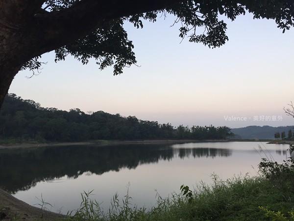 海棠島清晨
