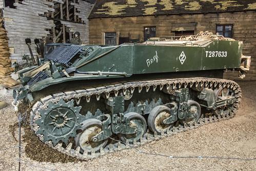 M5 gun tractor