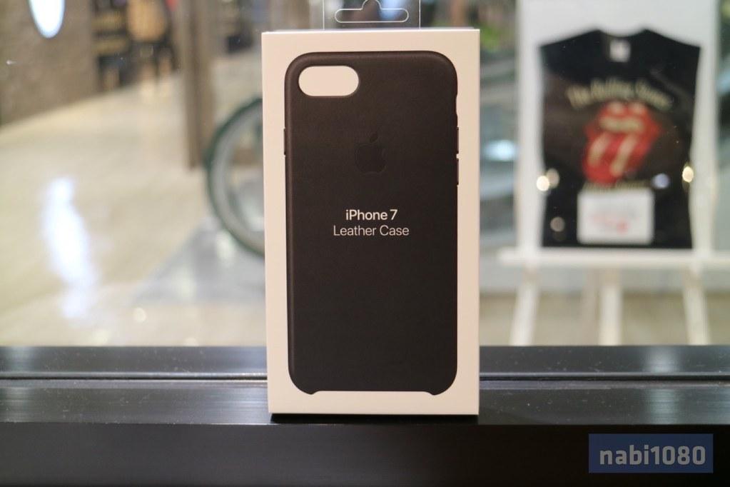 PITAKA iPhone 7 純正レザーケース02