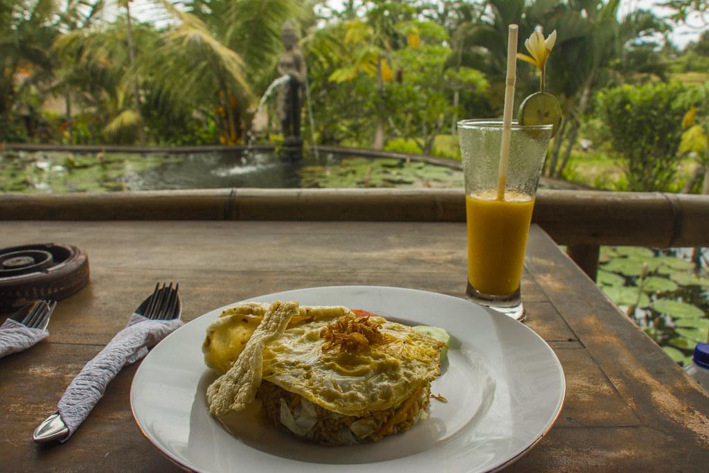 gode spisesteder i Ubud, Bali