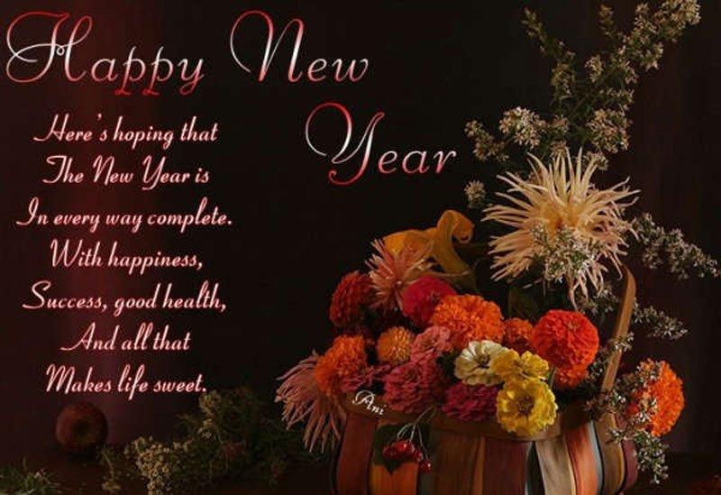 Những lời chúc năm mới bằng tiếng Anh hay nhất
