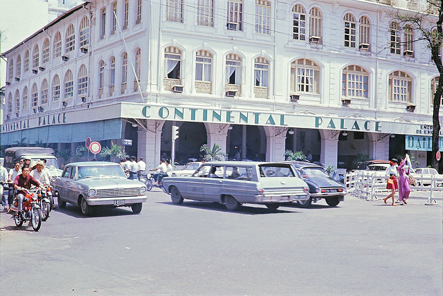 Saigon 1969 - Continental Palace Hotel